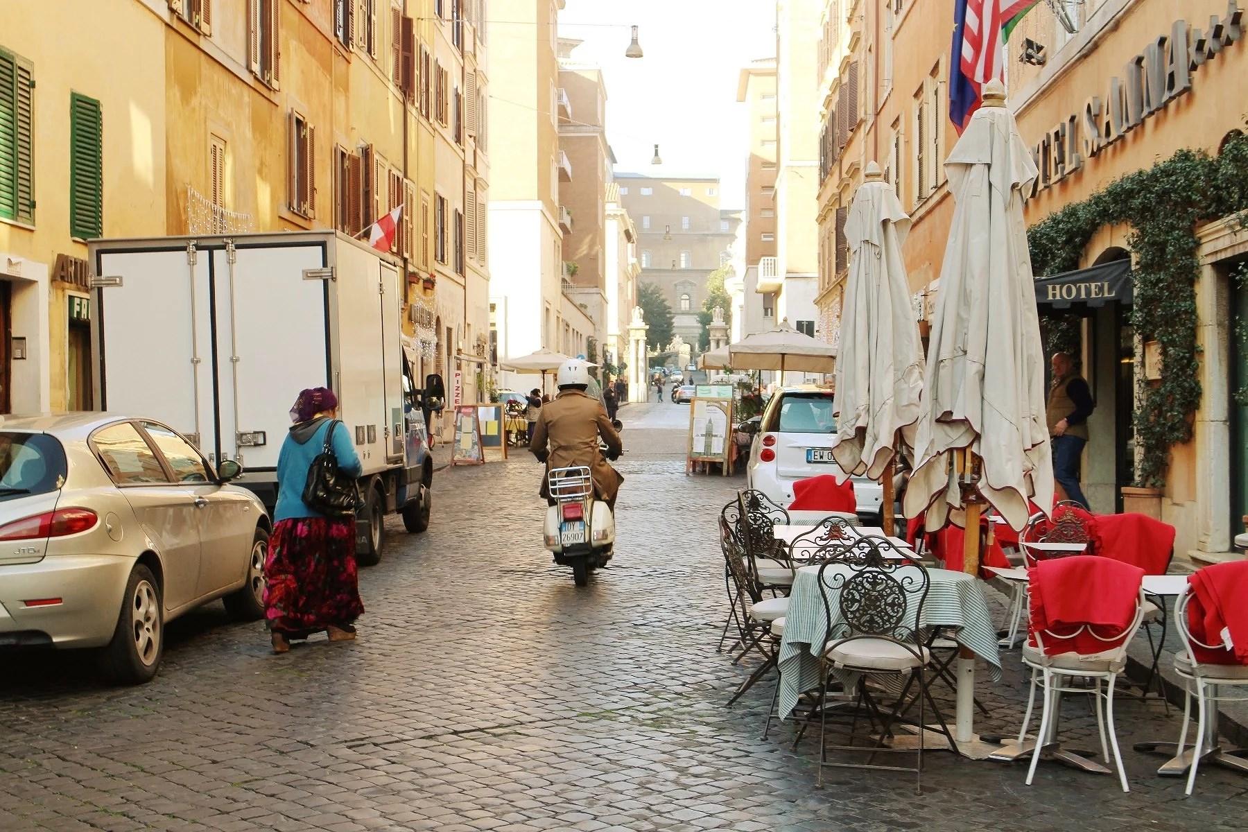 prati rome city guide