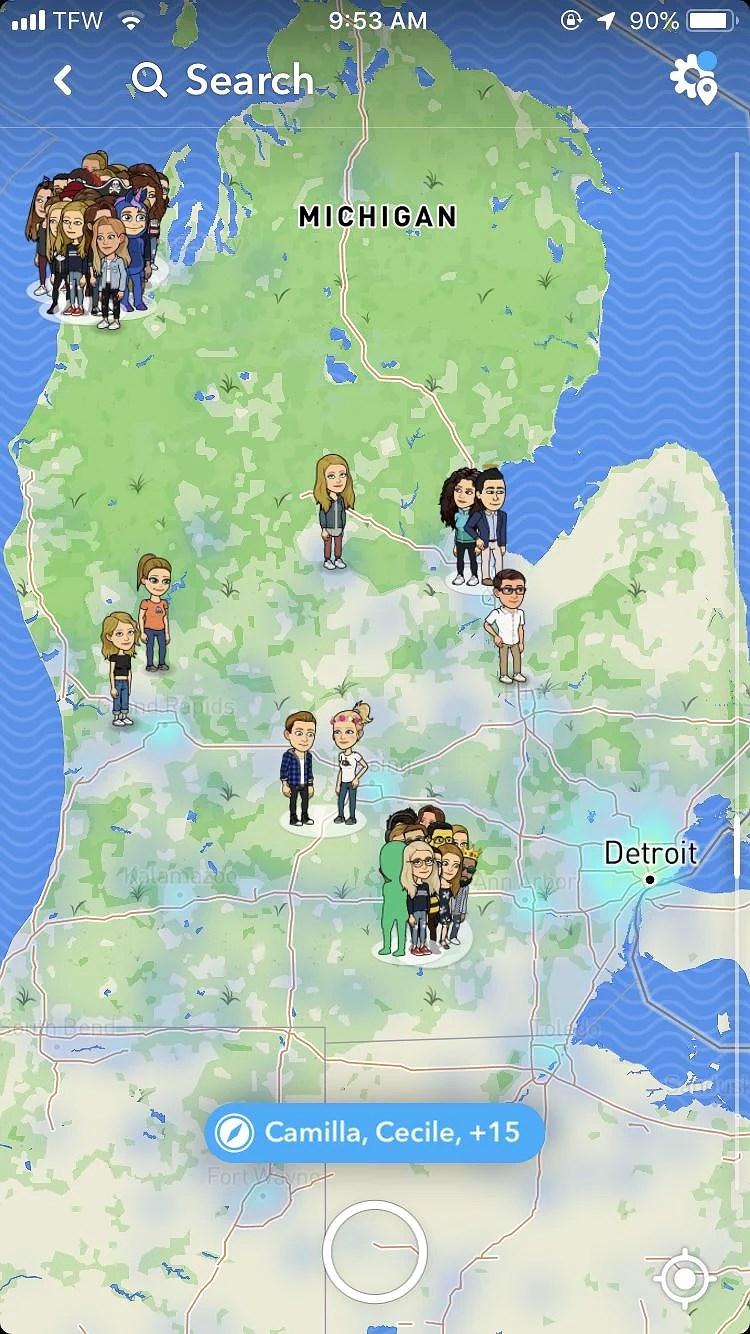 Dating regler i Michigan