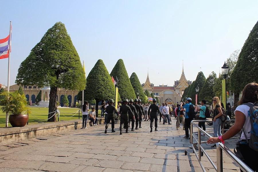 bangkok - dag 1