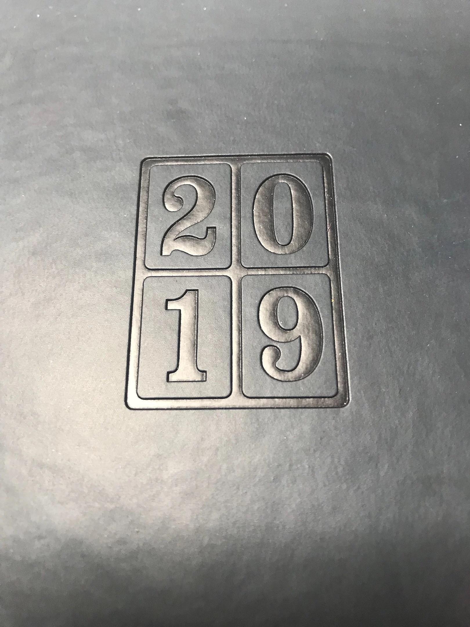Vårt nya år börjar idag