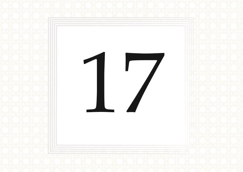 17 December