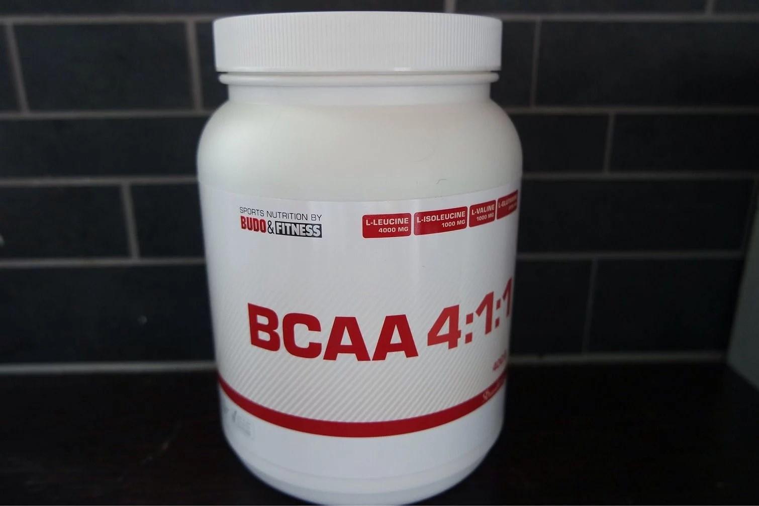Nytt BCAA