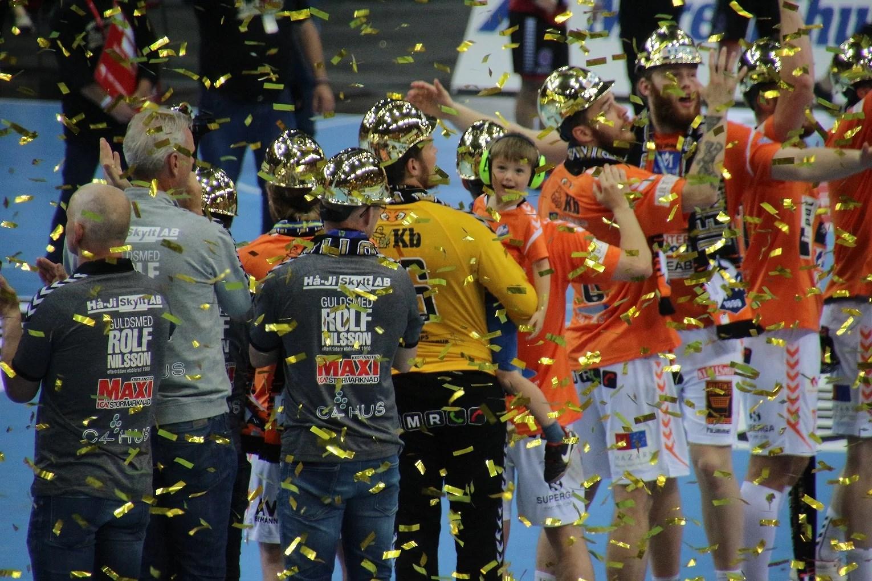 SM-final och SM-guld