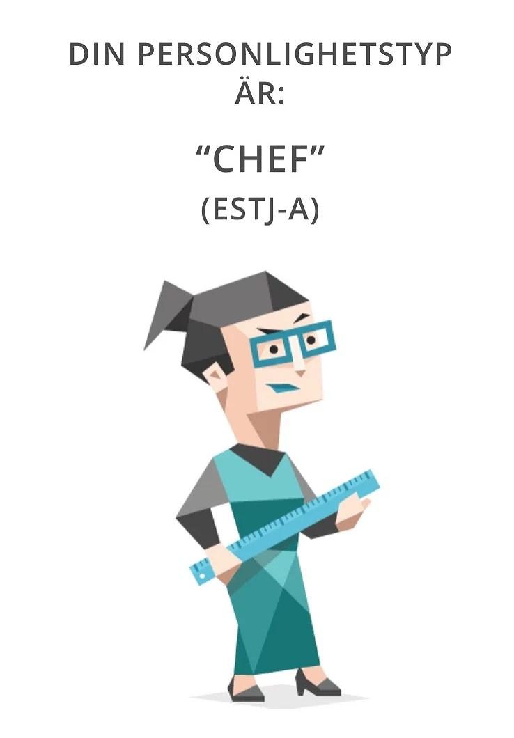 Vad säger personlighetstestet om mig?