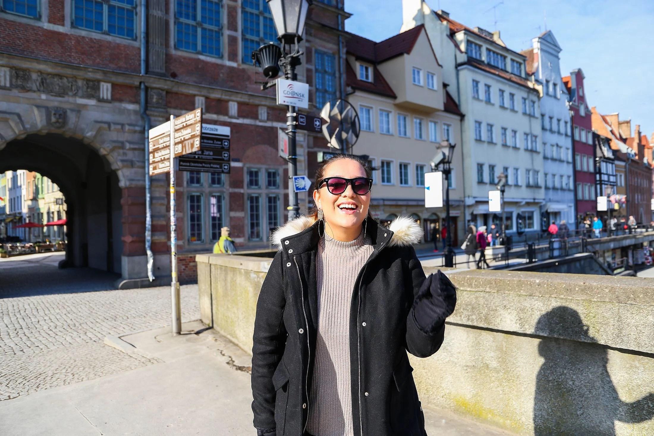 en liten review fra Gdansk
