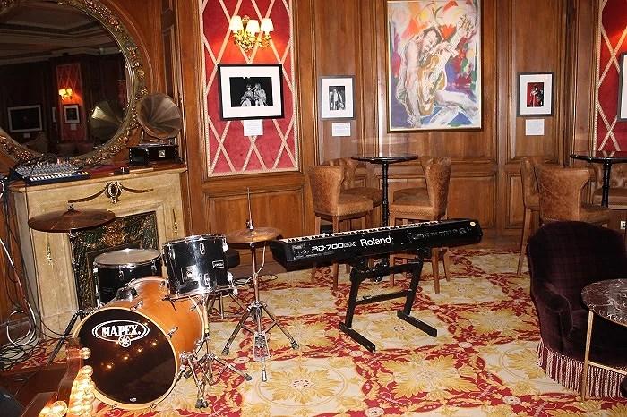 Blues Man Cocktail bar Hotel Palace