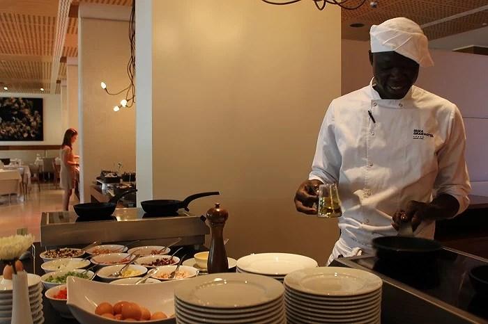 Buffet Ibiza