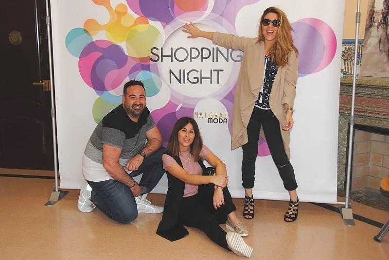 Shoppin Night Malgrat de Mar