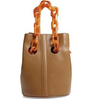 Goodall leather bucket sale