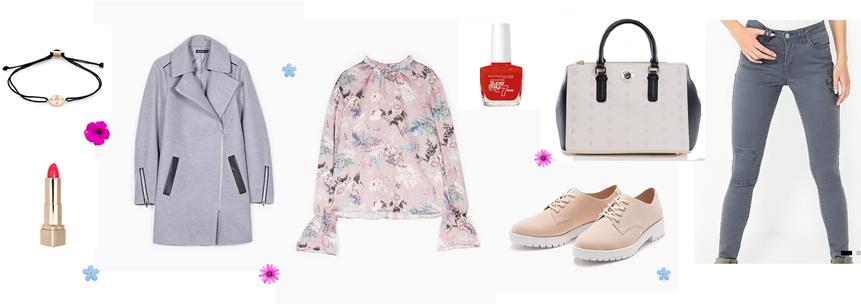 wiosna, outfit, stylizacja, magiclovv, kupony, rabaty, sale,