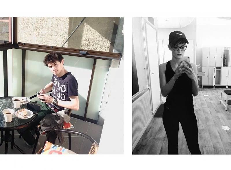 Collage FotorBALLKOGYM