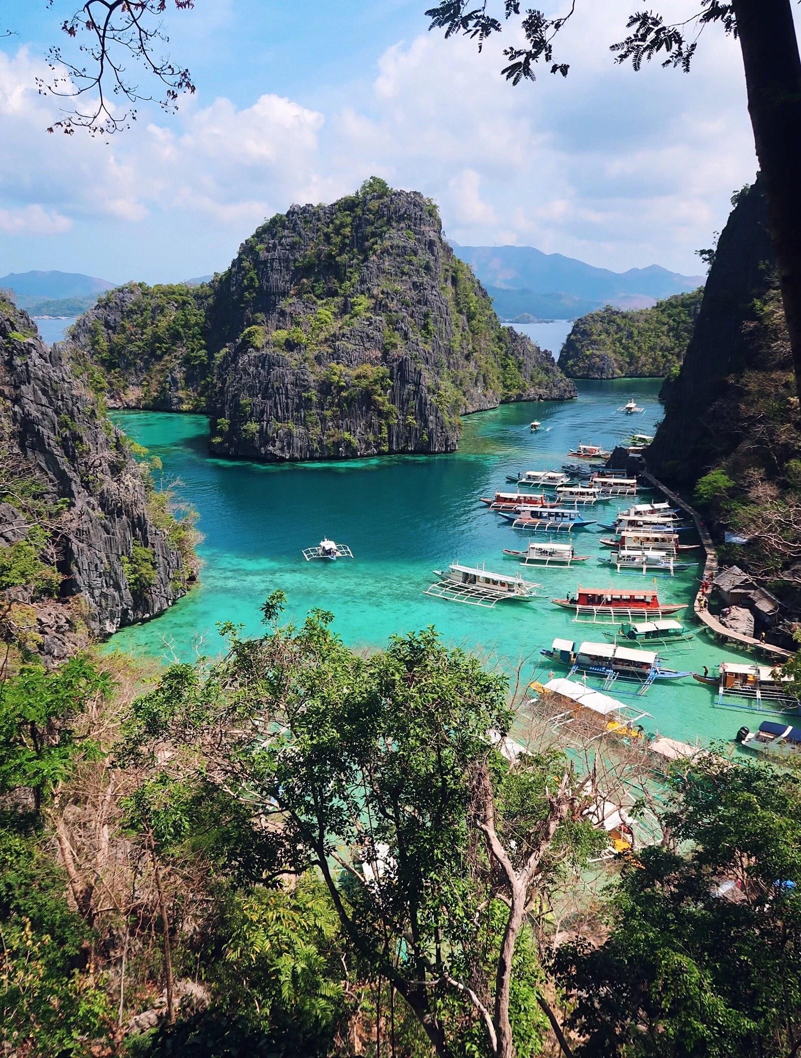 Coron - Filippinerna