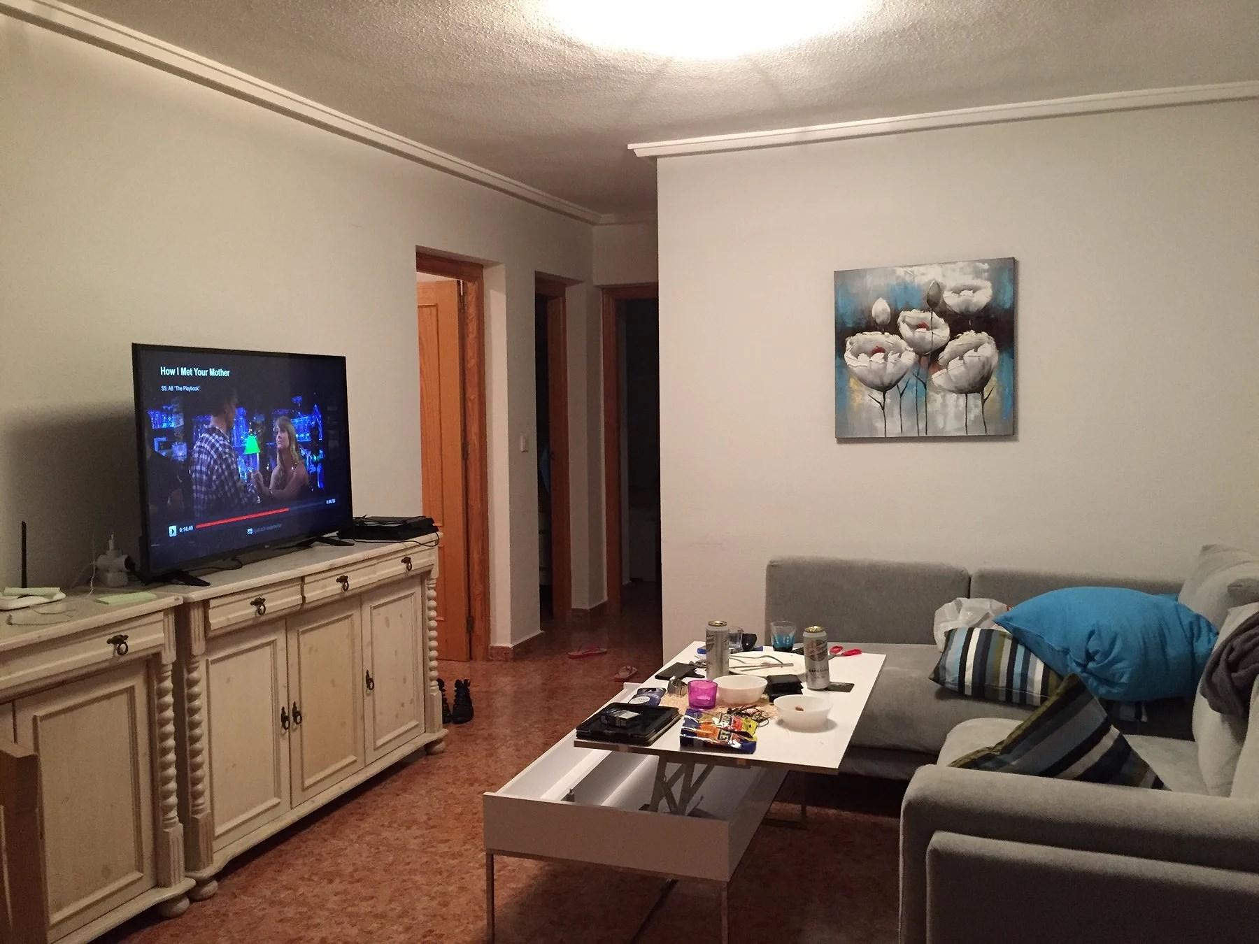Bilder från lägenheten