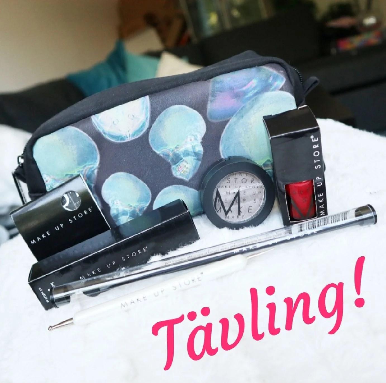 Tävling! Vinn kit från Make Up Store