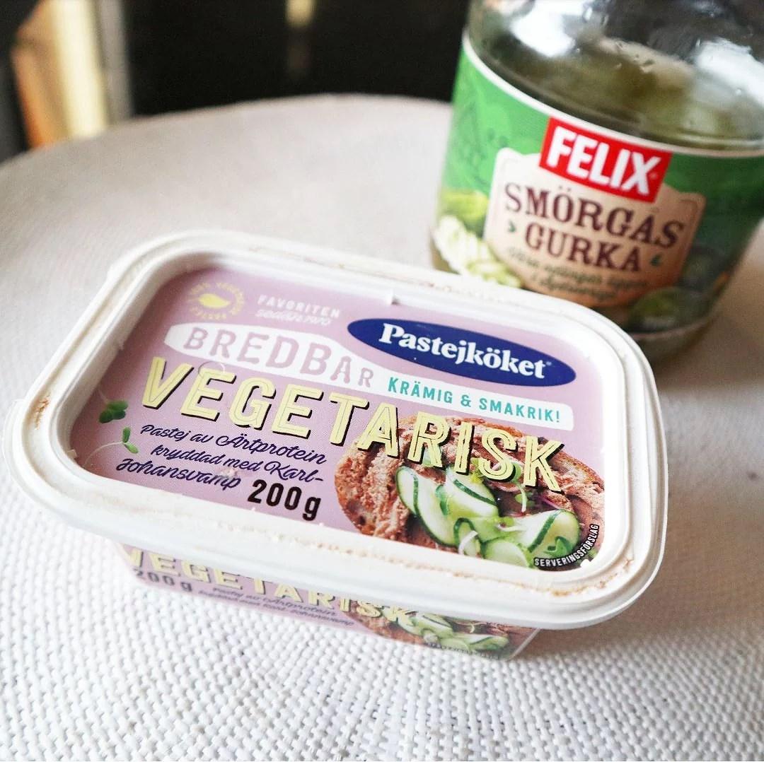 Vegansk leverpastej