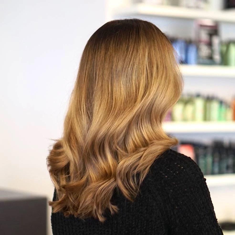 Fråga: Hur får jag bort det gröna i håret?