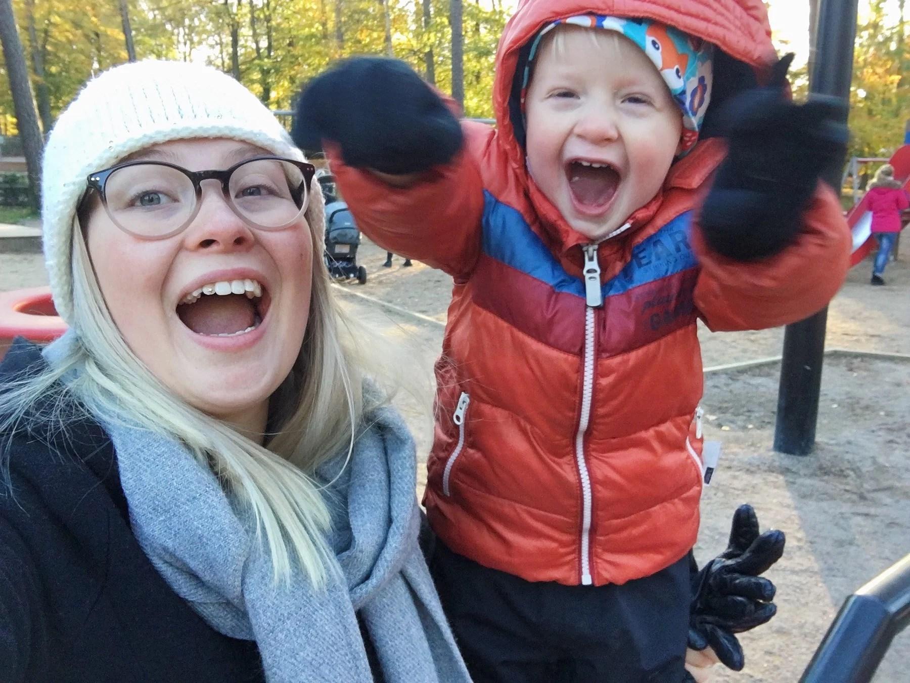 """Årsresumé oktober - december """"80 års-fest, julbak & öppet hus"""""""