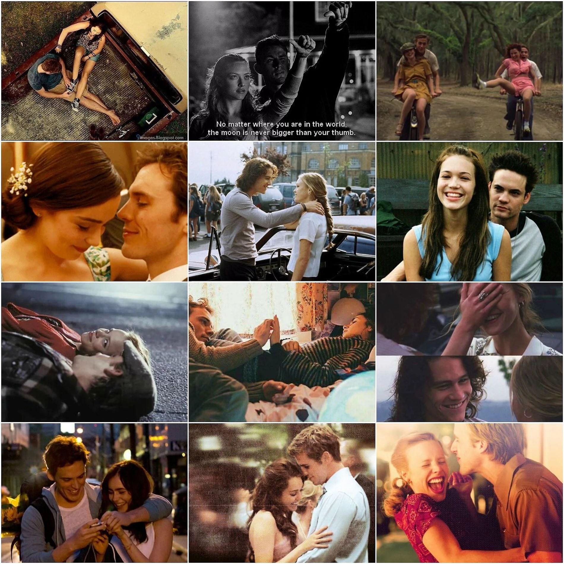 10 ROMANTISKE FILM DU SKAL SE