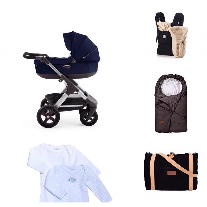 Indkøbslisten til baby's ankomst