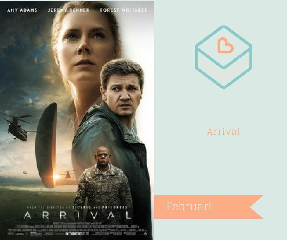 Filmer jag vill se på Viaplay - Arrival