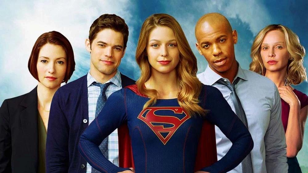 Supergirl Säsong 1