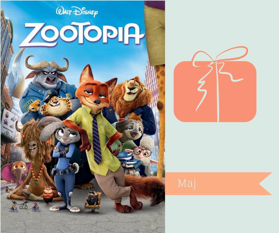 Disneyfilmer jag vill se - Zootopia