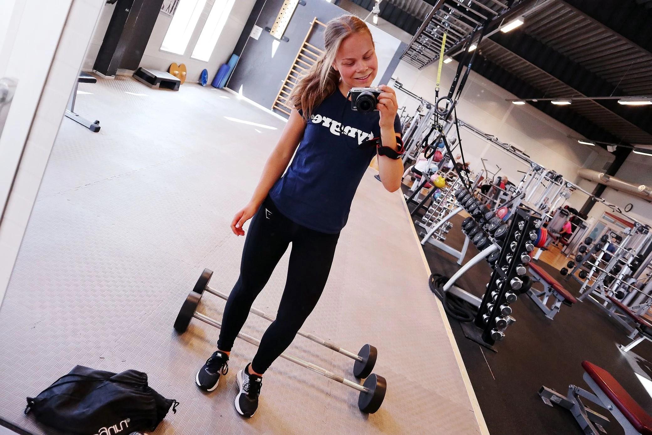 Dagens träning & veckans träningsschema