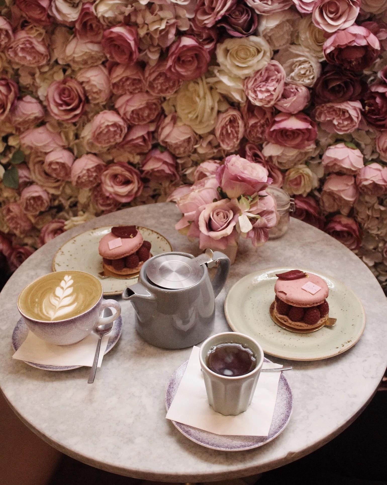 Ett utav Londons finaste caféer!