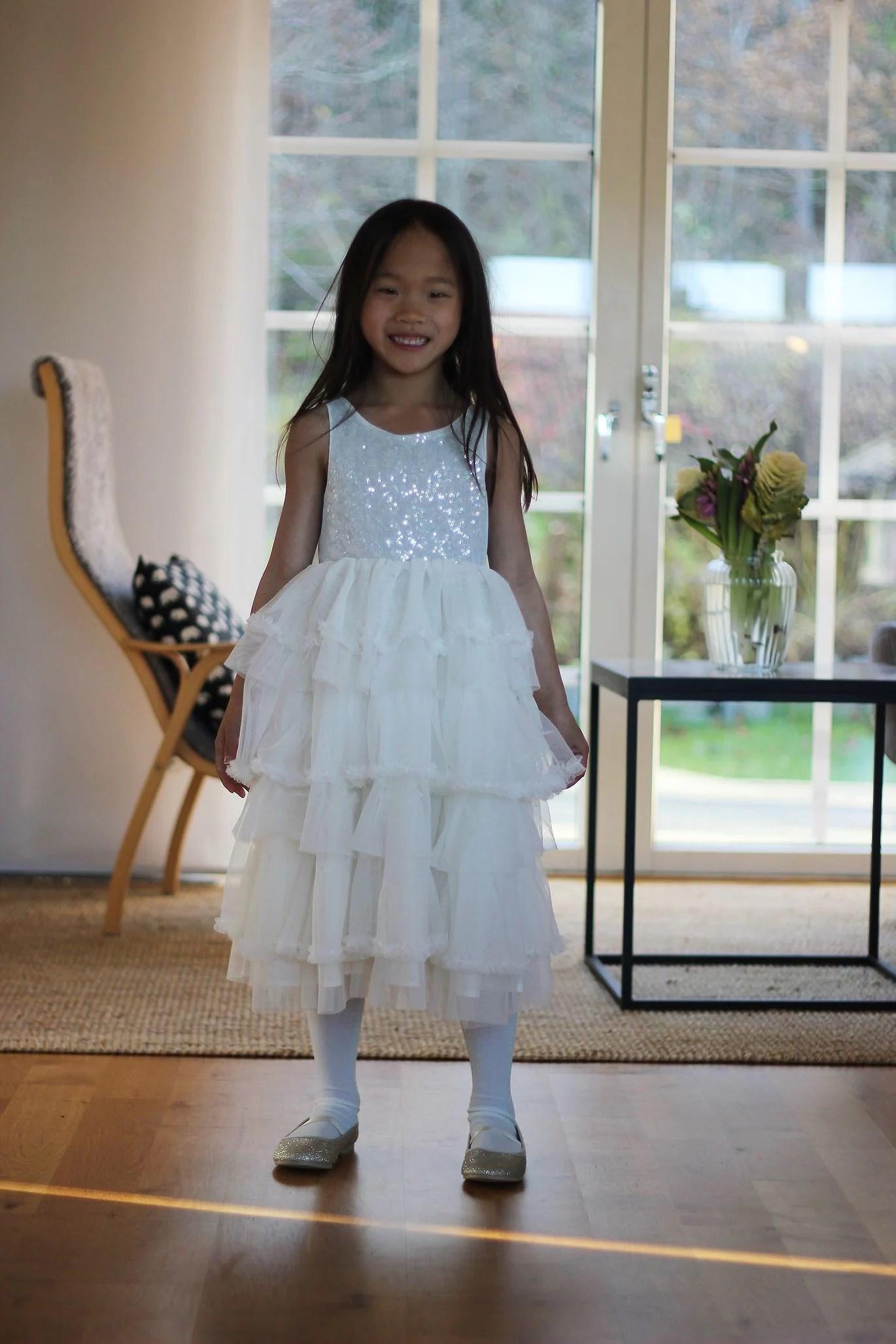 Vår prinsessa- snart 6 år!