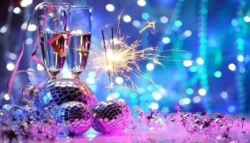 Gott nytt år på er