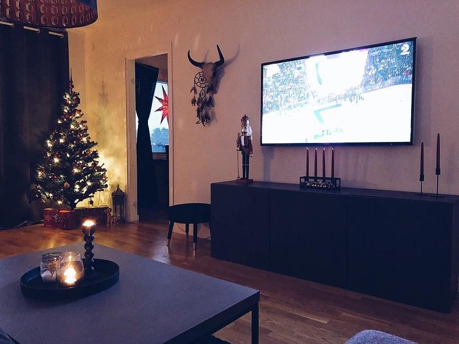 fram med julen