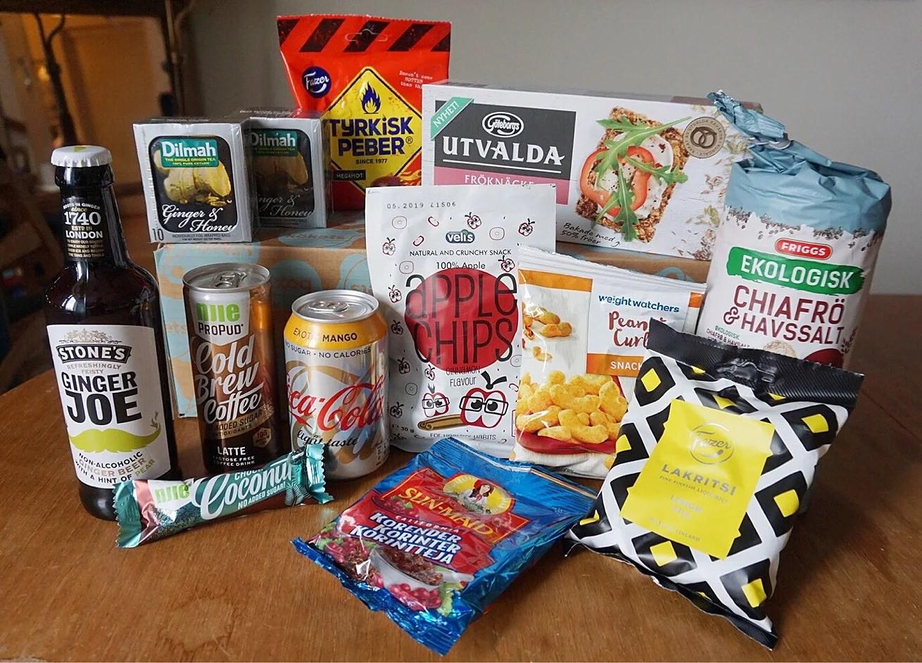 Kökets Box - Oktober - Höstmys!