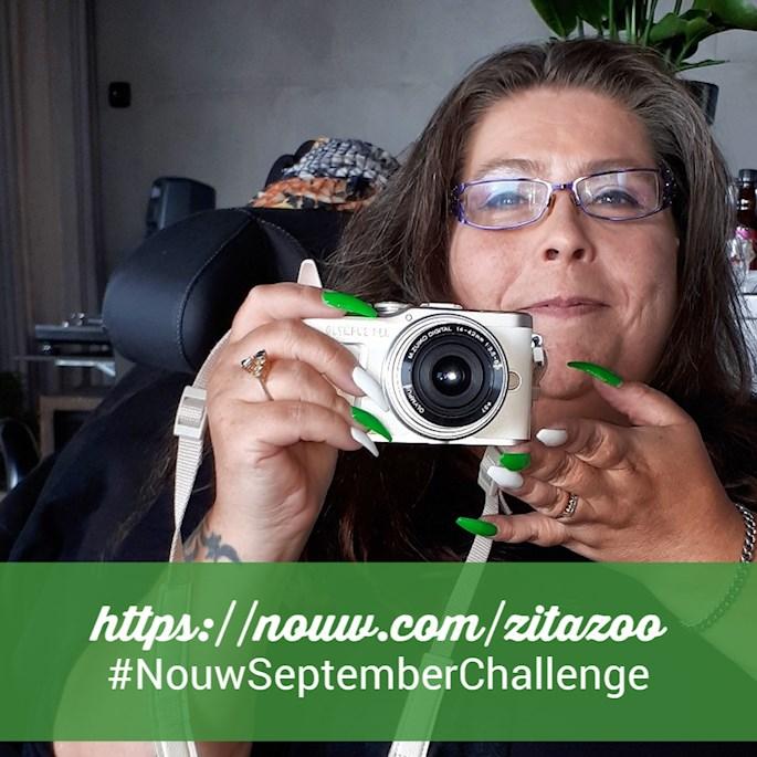 Blogga du med! Klicka på bildenså kommer du till nouws #NouwSeptemberChallenge