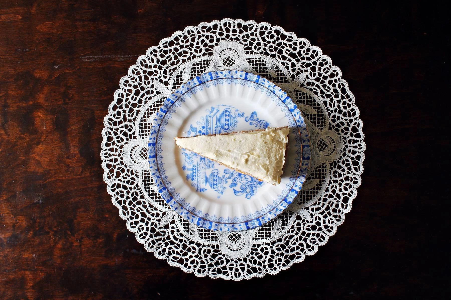 Morotskaka med cream cheese frosting