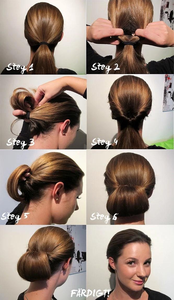 Легкие прически для волос средней длины пошаговое