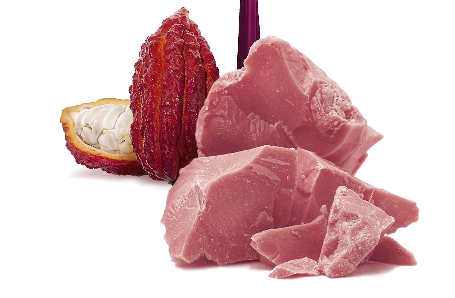 Crean un chocolate para los millenials… ¡Y es rosa!