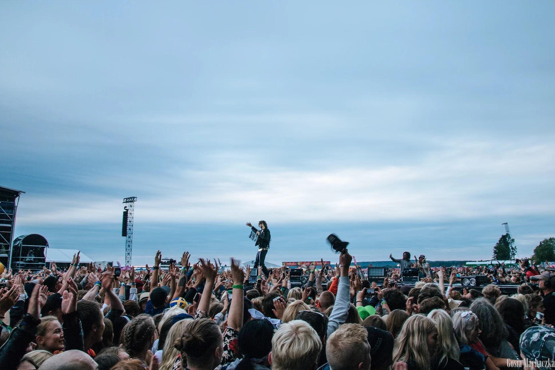 Bråvalla Day 3 // You Me at Six, Die Antwoord, Håkan Hellström & Travis Scott