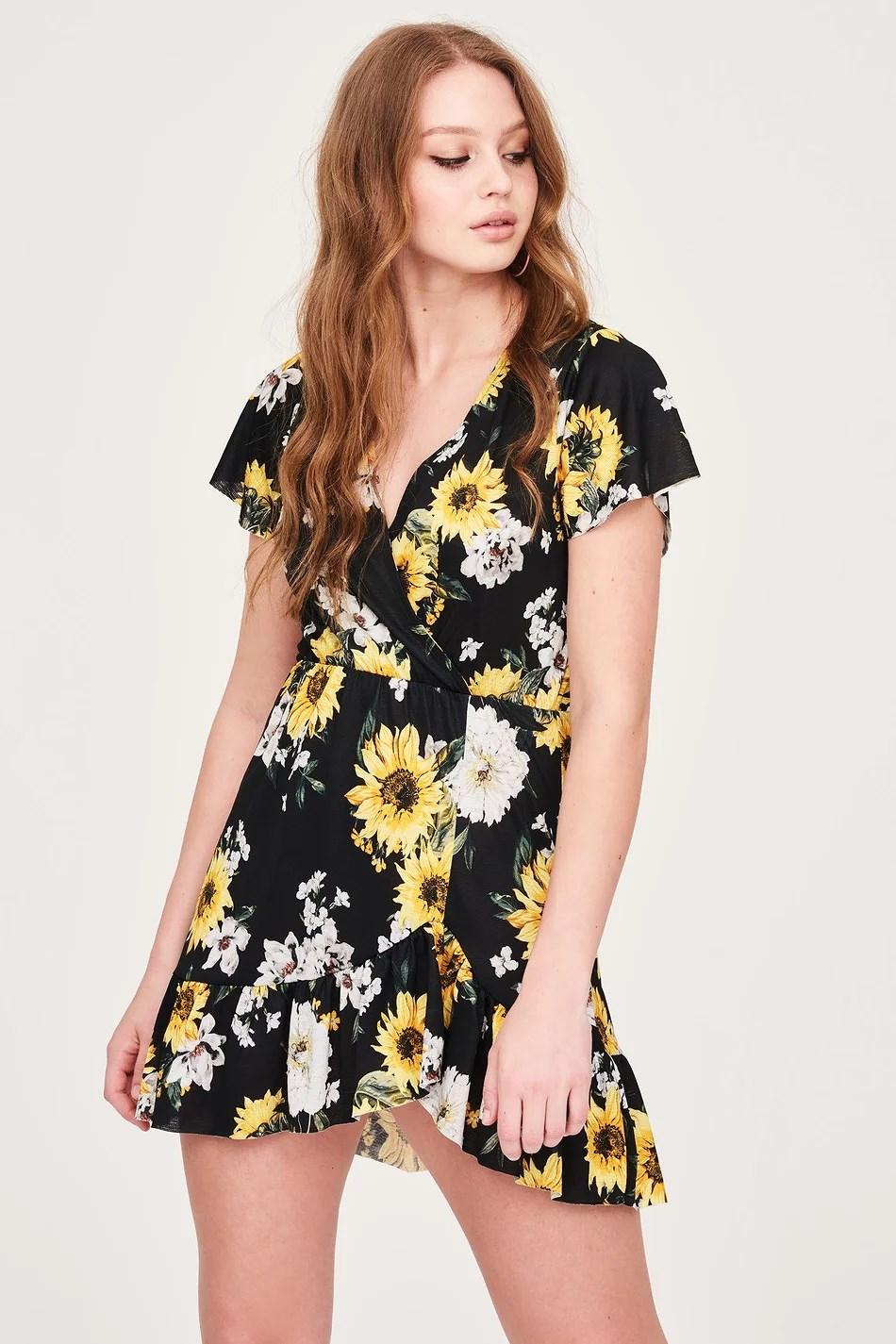 Långa kjolar & somriga klänningar