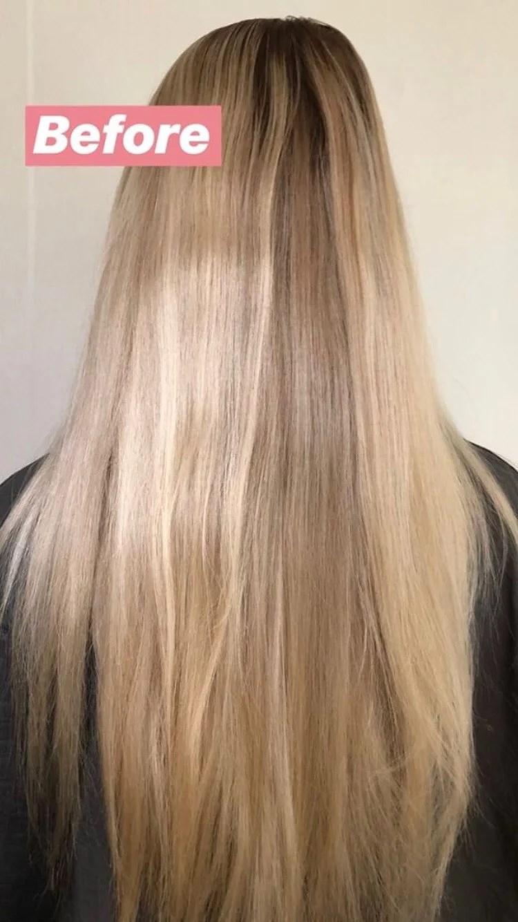 Lyckat frisörbesök