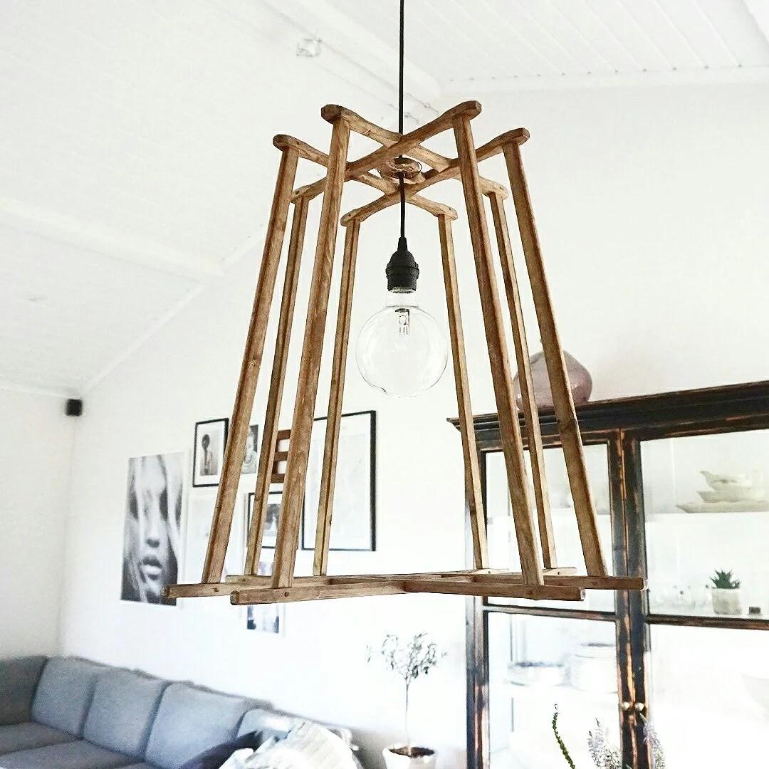 DIY-lampa