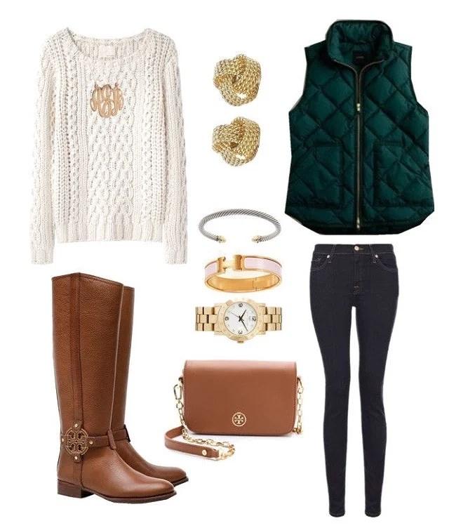 Perfekt outfit