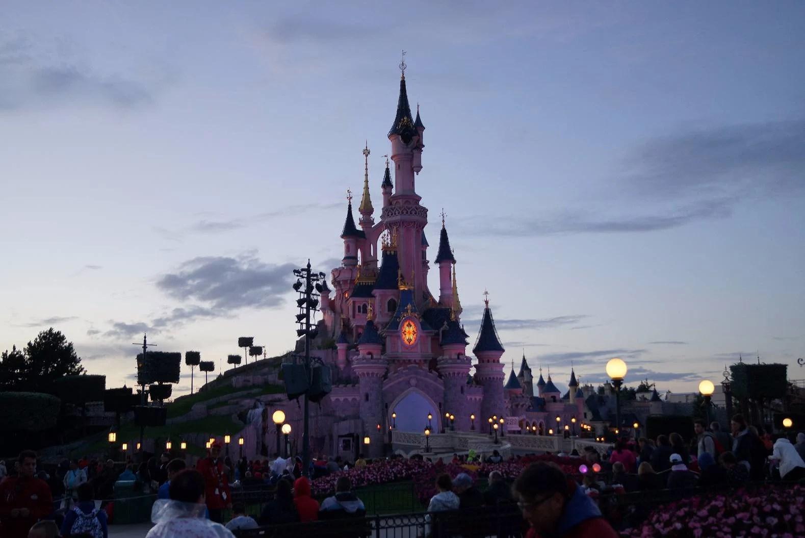 Förändringar på Disneyland Paris 2017