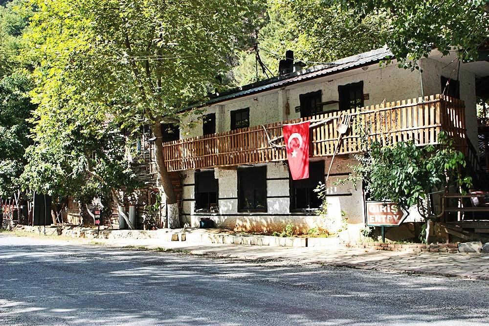 A saturday at Anadolu Dim Cayi