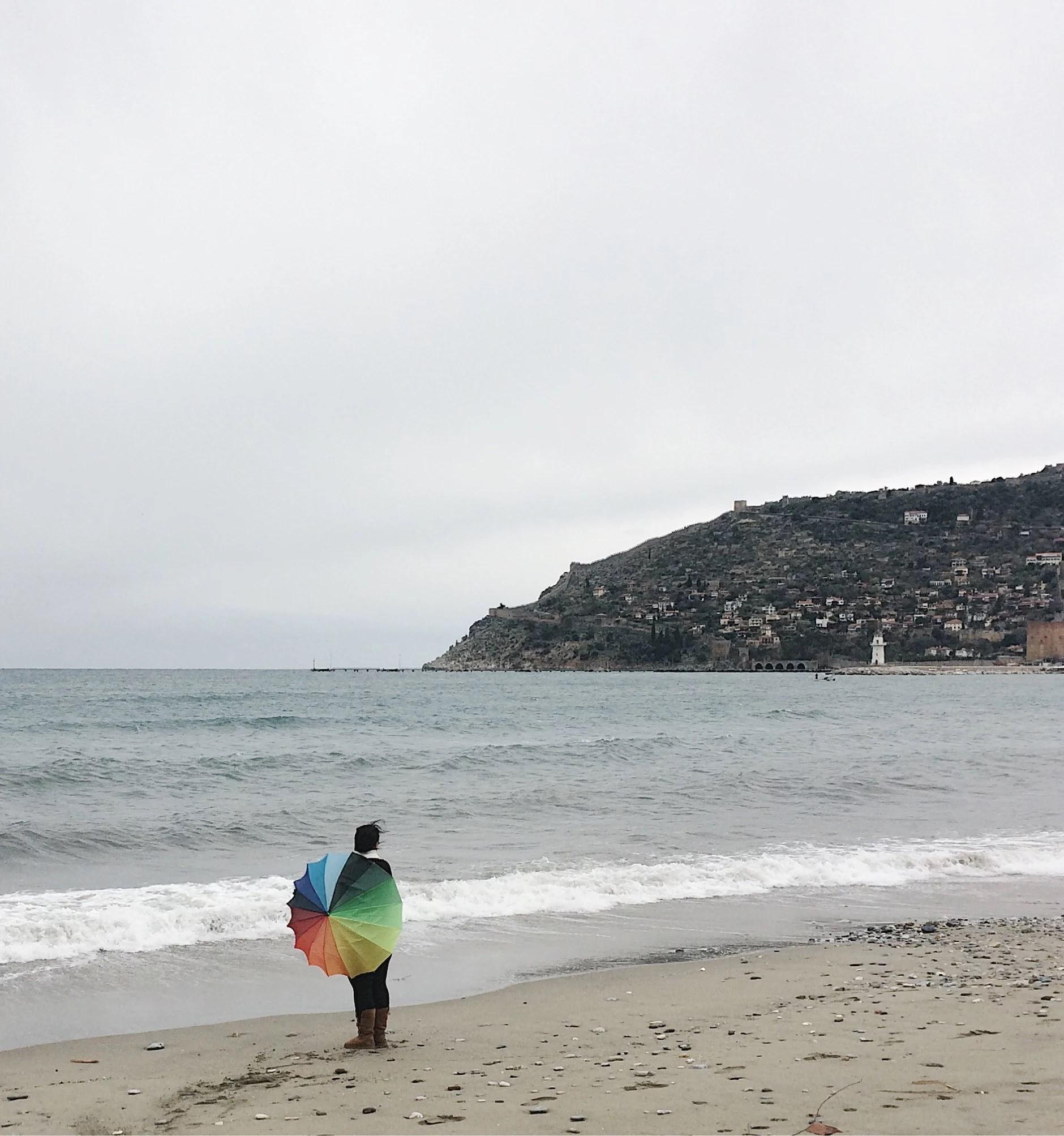 Vinter i Alanya