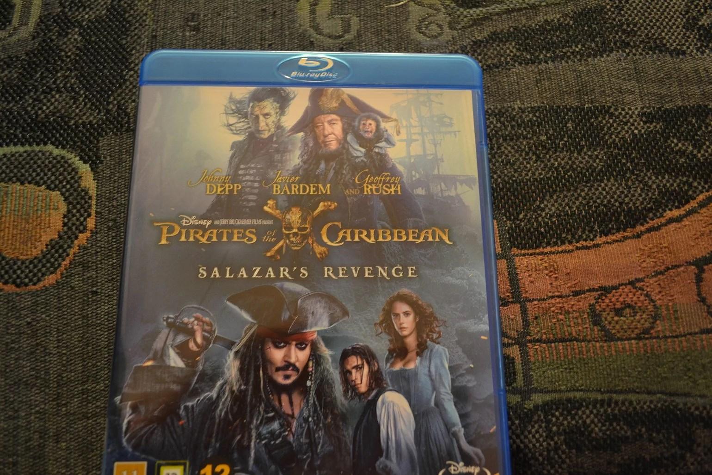Pirates of the Caribbean - Salazars Revenge