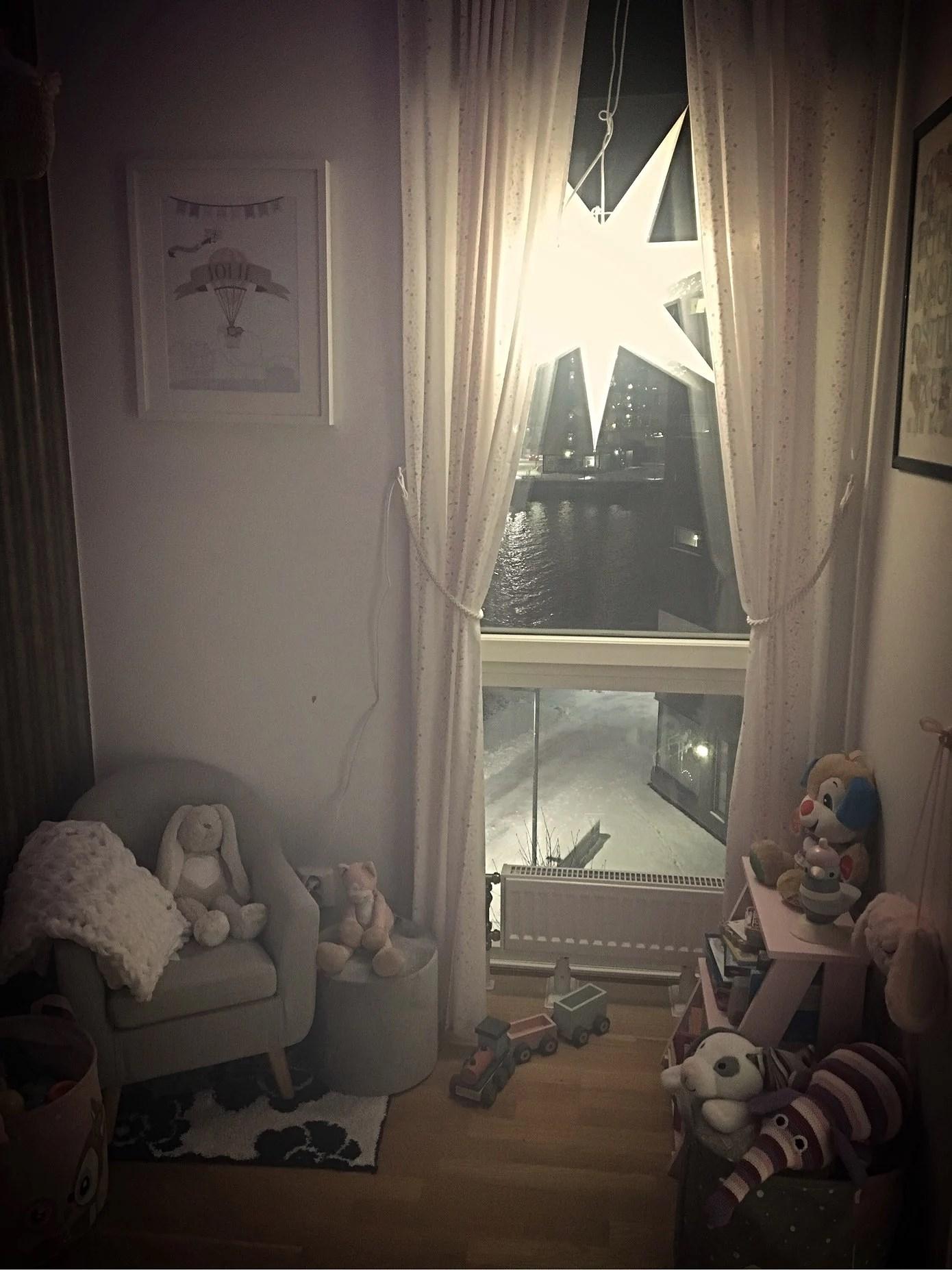 Igång med Jolies rum igen💕