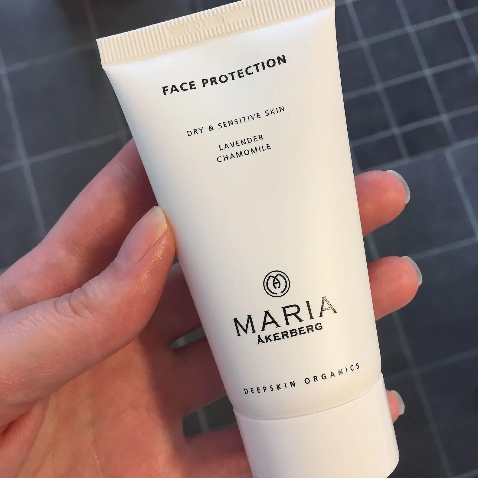 maria åkerberg face