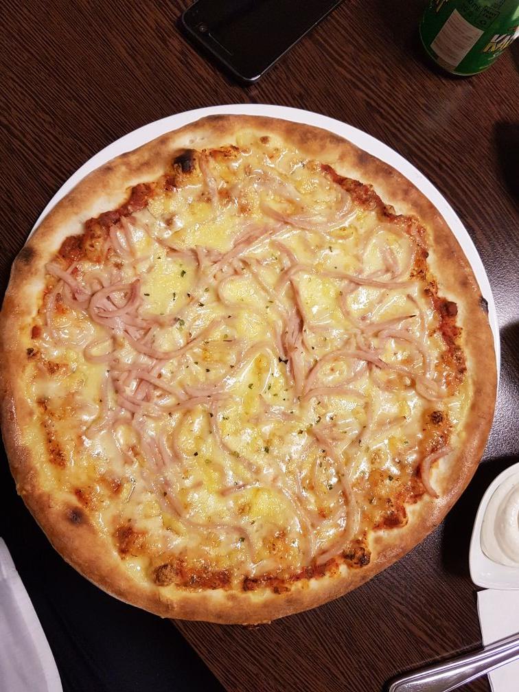 Pizzatisdag!