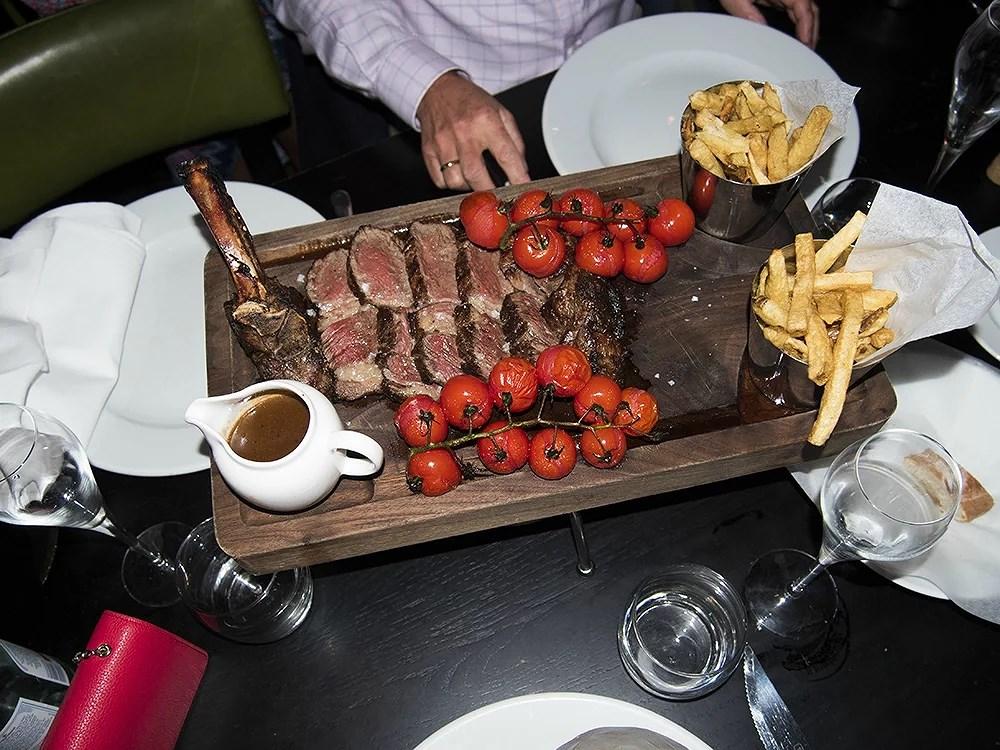 Top 3 steaks in London