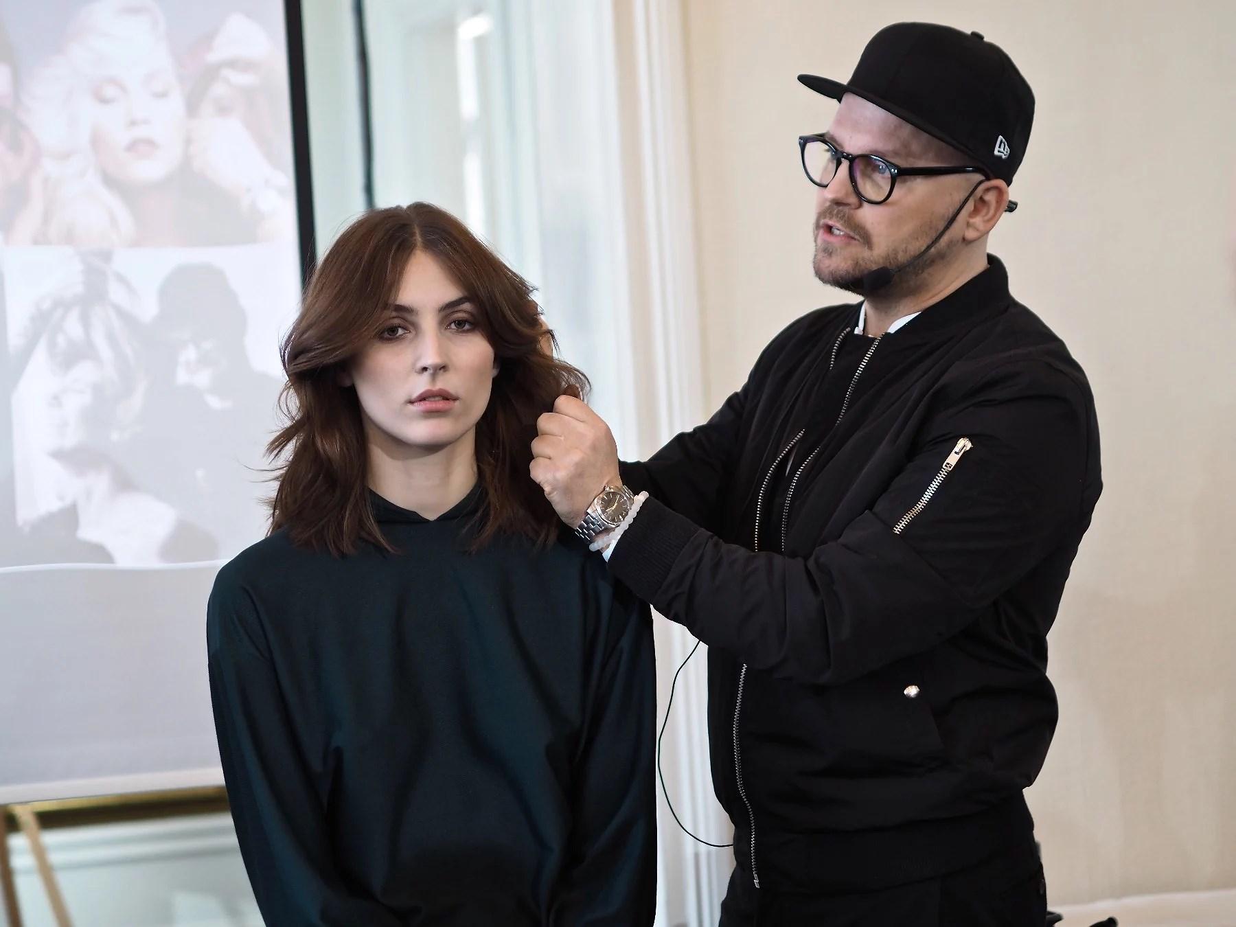 Armin Morbach viser fire hårtrender for 2017
